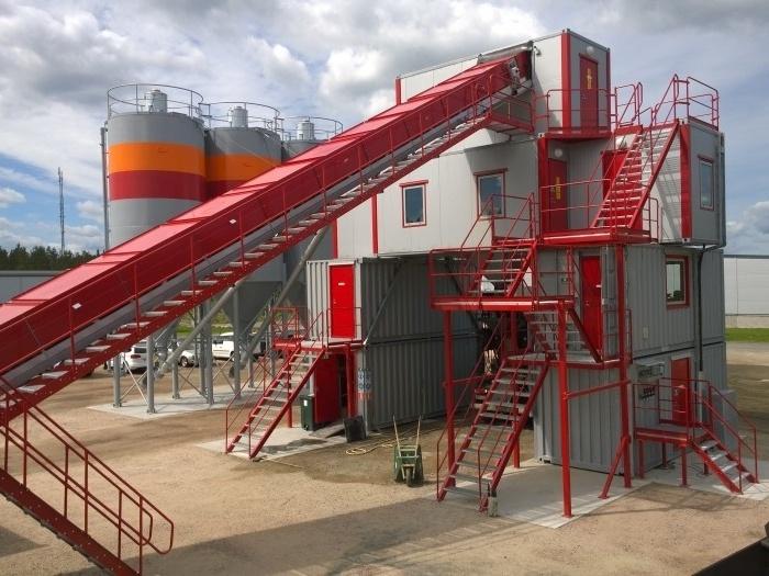 Arcamix concrete plant