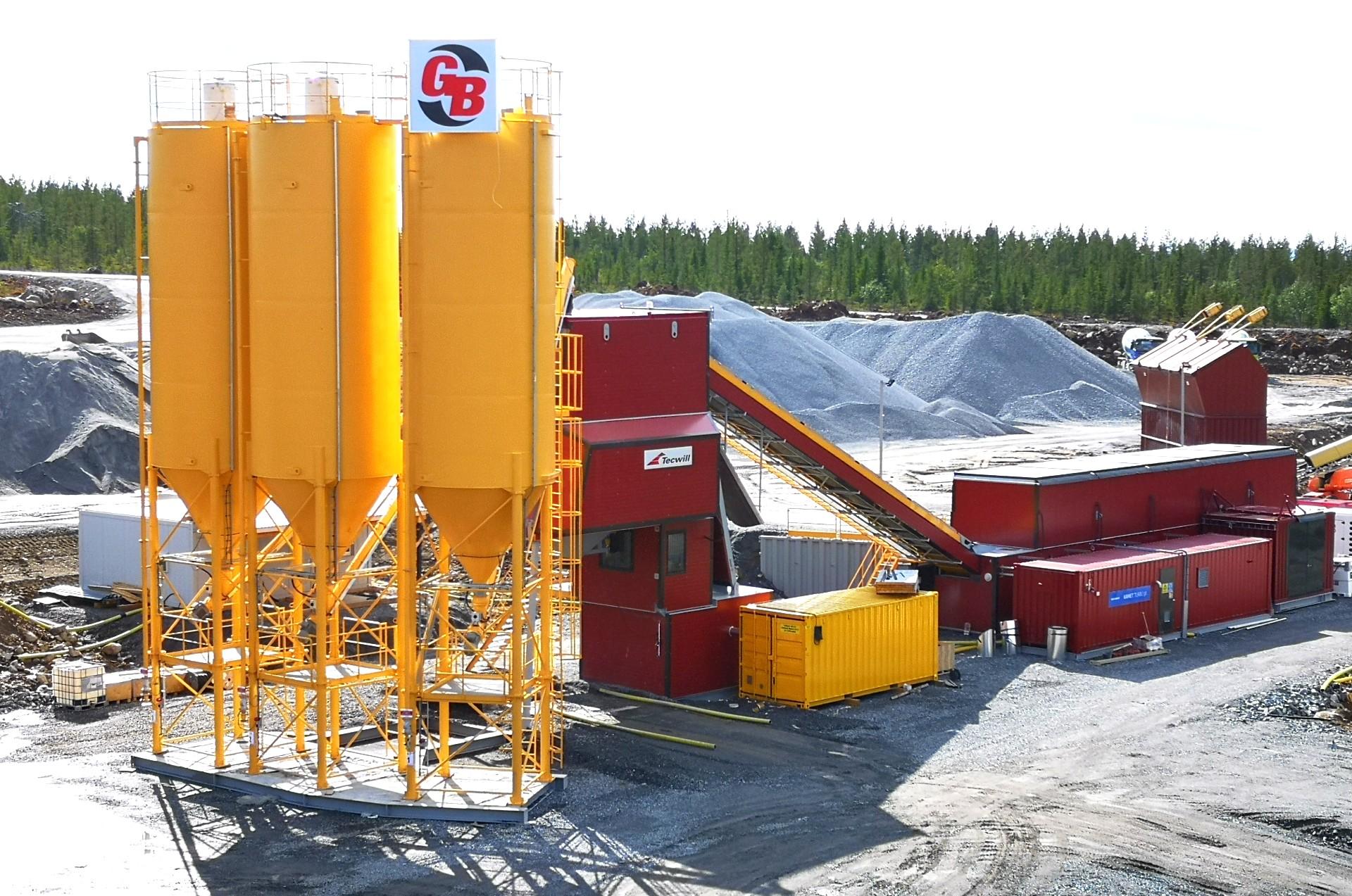 Шеф-монтаж бетонного завода