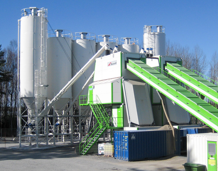 How to increase the output of ready-mixed concrete production?