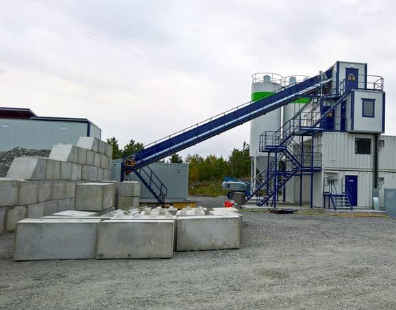W jaki sposób zwiększyć wydajność produkcyjną betonów towarowych na węźle betoniarskim?