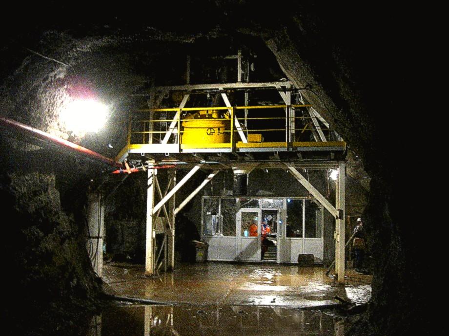 2_Underground shotcrete plant
